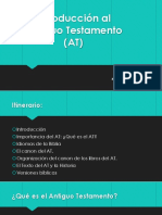 Introduccion Antiguo Testamento I