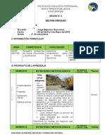 SESION 4 - SECTOR CIRCULAR - 3ER.doc