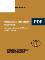 Chemical Process Control - George Stephanopoulos (Prentice Hall, 1984)