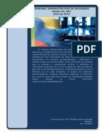 TRIBUNAL ADMINISTRATIVO DE ANTIOQUIA - Boletin 001 de 2018