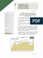 Un informe de la Universidad Di Tella prevé que la inflación sea del 30%