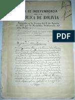30 Mil Años de Prehistoria en Bolivia