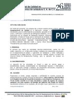 Ing. Yael Ulloa Cubo Elevador 21-01-181
