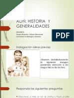 Adn y Generalidades