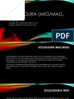 Soldadura Mig Mag Tic