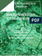 Analisis dimensional y teoria de modelos