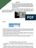 Aluminio y Microbiologico2.Docx