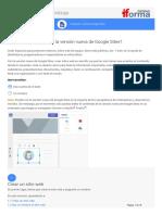 GoogleSites