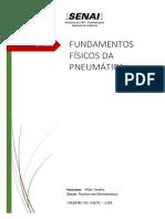 Apostila 1 - Fundamentos Físicos Da Pneumática