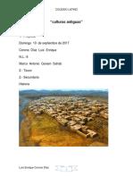 Civilizaciones Antiguas Proyecto 1