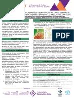 O USO DE SISTEMA DE INFORMAÇÕES GEOGRÁFICAS NA CARACTERIZAÇÃO MORFOMÉTRICA DA MICROBACIA DO RIO SÃO BARTOLOMEU, CAVALCANTE-GO