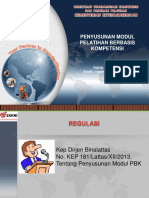 Penyusunan Modul Pbk (1)