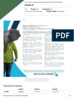 1 Intento Examen Parcial - Finanzas Corporativas