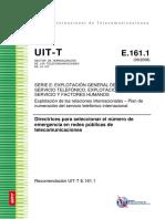 T-REC-E.161.1-200809-I!!PDF-S
