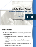 Nursing Needs for Older Person_Palliative and EOL.ppsx