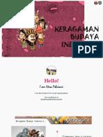 Keragaman Budaya Indonesia - Hera