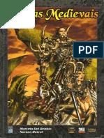 Daemon - guia de armas medievais
