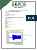 Informe Modulacion y Demodulacion Comunicaciones