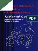 Tratamiento Ortodoncico y Ortopedico en La Denticion Mixta_booksmedicos.org
