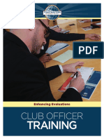 Enhancing Evaluations Manual