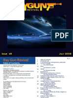Ray Gun Revival magazine, Issue 45