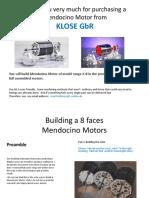 Construction Manual Mendocino x 8