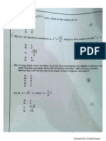 8 Past Gat Paper Questions