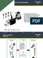 EDC 7 Cod. MAN T002 Espanhol