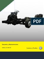 Manual de Garantia e Manutenção VW 18-330