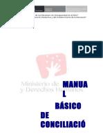 Manual Básico de Conciliación Extrajudicial CEJDH