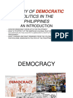 History of Democratic