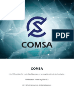 COMSA Whitepaper English