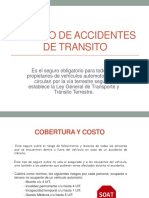 Seguro de Accidentes de Transito