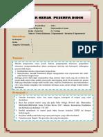Contoh LKPD Materi Identitas Trigonometri