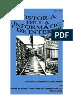historia de la informática e internet