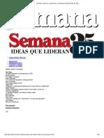 Grandes Creadores y Pensadores Colombianos Durante Estos 35 Años