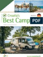 Croatia's Best Camps 2021 DEUTSCH