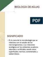 14 Microbiologia Aplicada II Microbiologia de Aguas