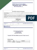 80-Va736-29 Msm7200 Chipset Training Power Management Topics - Pm7540 Ic 1354180002765