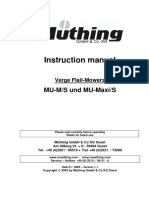 Manual MU MSMaxiS
