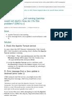 tomcat not running.pdf