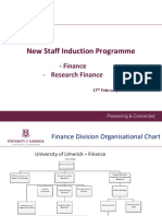 HR Induction Programme
