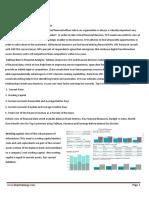Tableau Financial Data Analysis