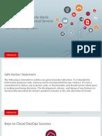Developer Cloud Service Technical Overview