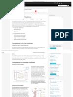 Cooling Methods of a Transformer _ Electricaleasy.com