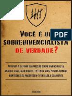 Voce é um sobrevivencialista de verdade.pdf
