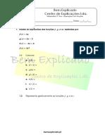 3.1 - Ficha de Trabalho - Operações Com Funções (1)