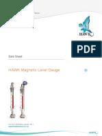 megenatic level gauge