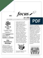March 2010 Focus