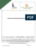 ACPML-101-HAR-RPT-008006 Spec Fire Fighting System